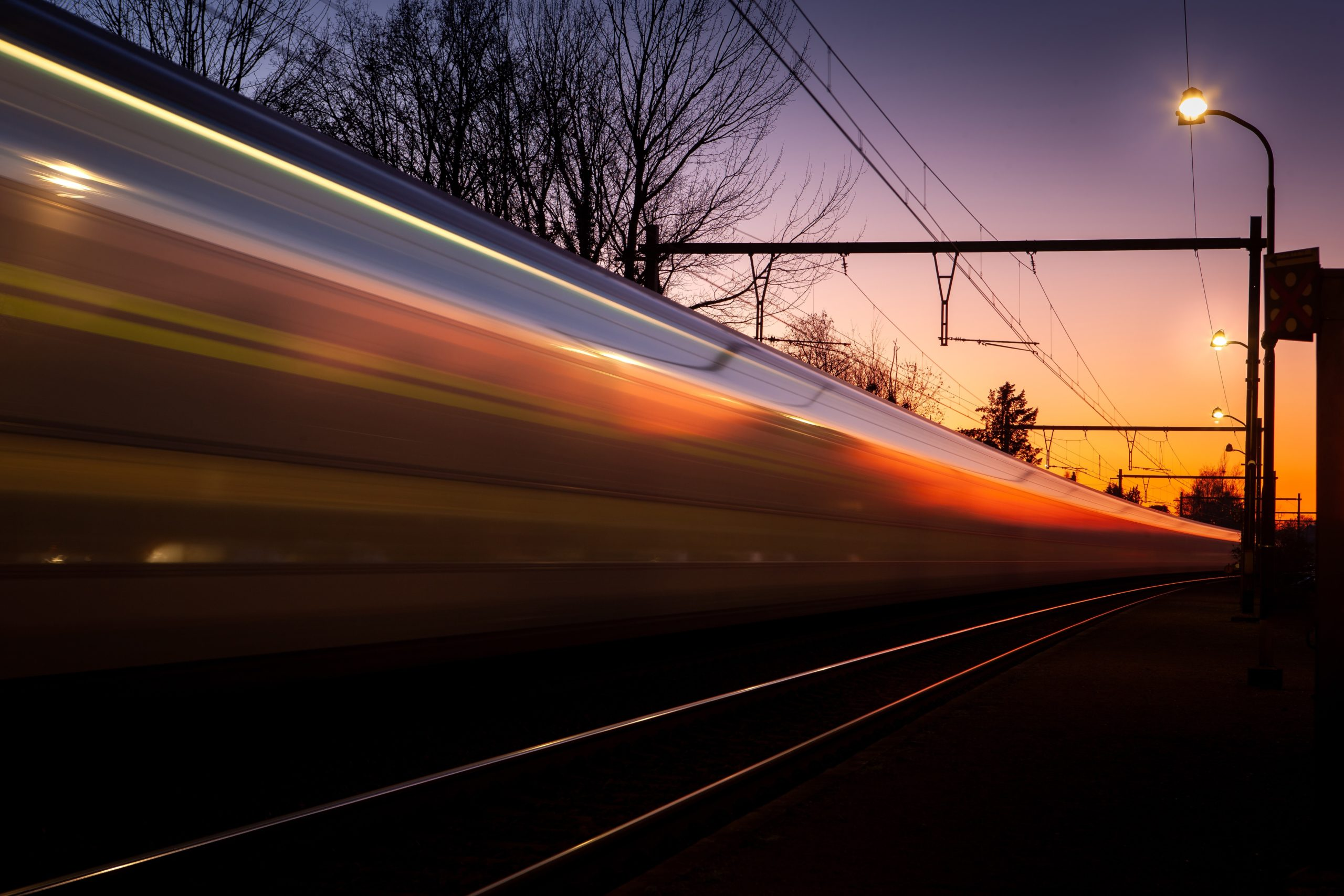 Why does the West struggle and East thrive on the High-Speed Railway?